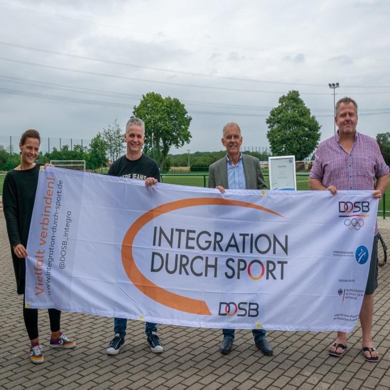 Integrationsstützpunkt