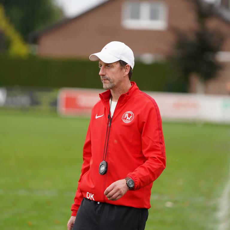 Neuer Trainer