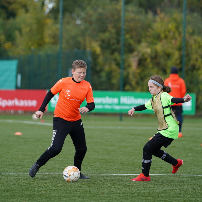 Rückblick Fußballcamp